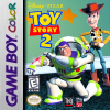 Toy Story 2 Nintendo Game Boy Color cover artwork