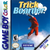 Trick Boarder Nintendo Game Boy Color cover artwork