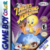 Tweety's High-Flying Adventure Nintendo Game Boy Color cover artwork