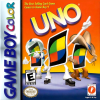 Uno Nintendo Game Boy Color cover artwork