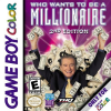 Who Wants to Be a Millionaire - 2nd Edition Nintendo Game Boy Color cover artwork