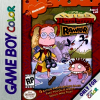 Wild Thornberrys, The - Rambler Nintendo Game Boy Color cover artwork