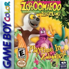 Zoboomafoo - Playtime in Zobooland Nintendo Game Boy Color cover artwork
