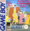 Addams Family, The - Pugsley's Scavenger Hunt Nintendo Game Boy cover artwork