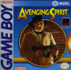 Avenging Spirit Nintendo Game Boy cover artwork