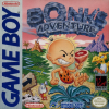 Bonk's Adventure Nintendo Game Boy cover artwork