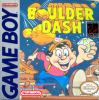 Boulder Dash Nintendo Game Boy cover artwork