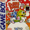 Bubble Bobble Nintendo Game Boy cover artwork