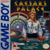 Caesars Palace Nintendo Game Boy cover artwork