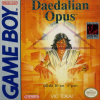 Daedalian Opus Nintendo Game Boy cover artwork