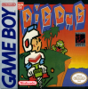 Dig Dug Nintendo Game Boy cover artwork