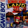 Donkey Kong Land 3 Nintendo Game Boy cover artwork