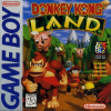 Donkey Kong Land Nintendo Game Boy cover artwork