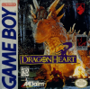 DragonHeart Nintendo Game Boy cover artwork