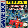 Ferrari Grand Prix Challenge Nintendo Game Boy cover artwork
