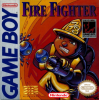 Fire Fighter Nintendo Game Boy cover artwork