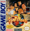 Flintstones, The Nintendo Game Boy cover artwork