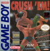 HAL Wrestling Nintendo Game Boy cover artwork