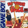 In Your Face Nintendo Game Boy cover artwork