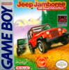 Jeep Jamboree Nintendo Game Boy cover artwork