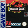Jurassic Park Nintendo Game Boy cover artwork