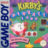 Kirby's Pinball Land Nintendo Game Boy cover artwork