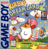 Kirby's Dream Land 2 Nintendo Game Boy cover artwork