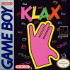Klax Nintendo Game Boy cover artwork