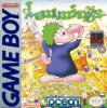 Lemmings Nintendo Game Boy cover artwork