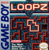 Loopz Nintendo Game Boy cover artwork