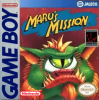 Maru's Mission Nintendo Game Boy cover artwork
