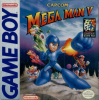 Mega Man V Nintendo Game Boy cover artwork