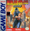 Ninja Gaiden Shadow Nintendo Game Boy cover artwork
