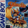 Pinocchio Nintendo Game Boy cover artwork