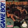 Pit Fighter Nintendo Game Boy cover artwork