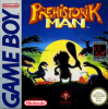 Prehistorik Man Nintendo Game Boy cover artwork
