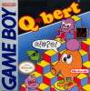 Q-bert for Game Boy Nintendo Game Boy cover artwork