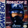 RoboCop 2 Nintendo Game Boy cover artwork
