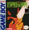 Sword of Hope, The Nintendo Game Boy cover artwork