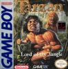 Tarzan Nintendo Game Boy cover artwork