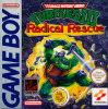 Teenage Mutant Ninja Turtles III - Radical Rescue Nintendo Game Boy cover artwork
