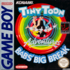 Tiny Toon Adventures - Babs' Big Break Nintendo Game Boy cover artwork