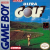 Ultra Golf Nintendo Game Boy cover artwork