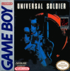 Universal Soldier Nintendo Game Boy cover artwork