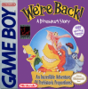 We're Back! - A Dinosaur's Story Nintendo Game Boy cover artwork