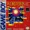 Wordtris Nintendo Game Boy cover artwork