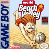 World Beach Volley - 1992 GB Cup Nintendo Game Boy cover artwork
