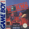 Worms Nintendo Game Boy cover artwork