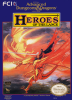 Advanced Dungeons & Dragons - Heroes of the Lance Nintendo NES cover artwork