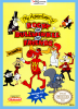 Adventures of Rocky and Bullwinkle and Friends, The Nintendo NES cover artwork